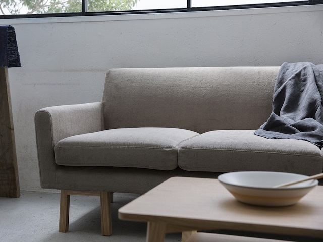 float sofa wide 2P フロートソファ SIEVE シーブ