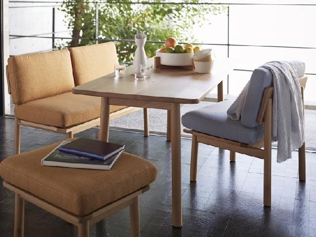 fluff dining table M・L フラッフ ダイニングテーブル SIEVE シーブ