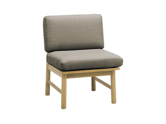 fluff sofa 1seater フラッフソファ 1人掛け SIEVE シーブ/ダイニングソファ カバーリング