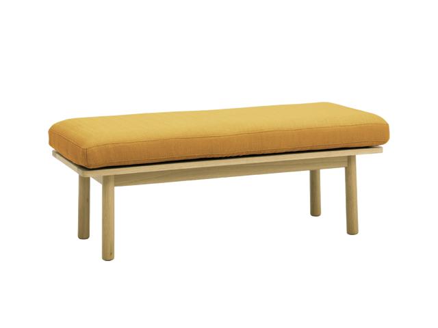 fluff dining bench フラッフダイニングベンチ SIEVE シーブ/カバーリング