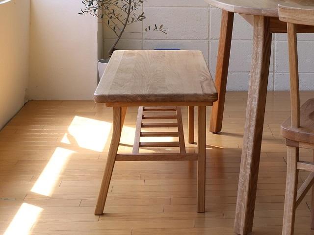 merge dining bench マージ ダイニングベンチ SIEVE シーブ/ベンチ