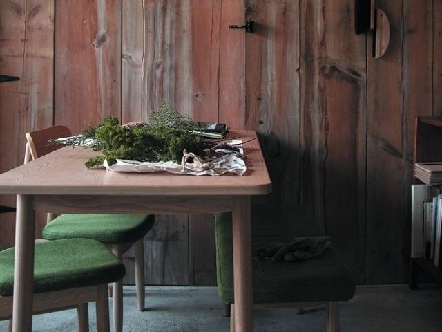 saucer dining table M・L ソーサー ダイニングテーブル SIEVE シーブ