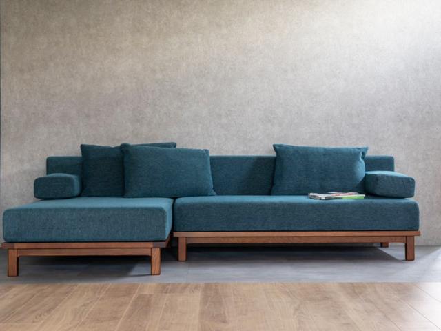 rect.unit sofa wide レクト ユニットソファ ワイド SIEVE シーブ/カウチソファ