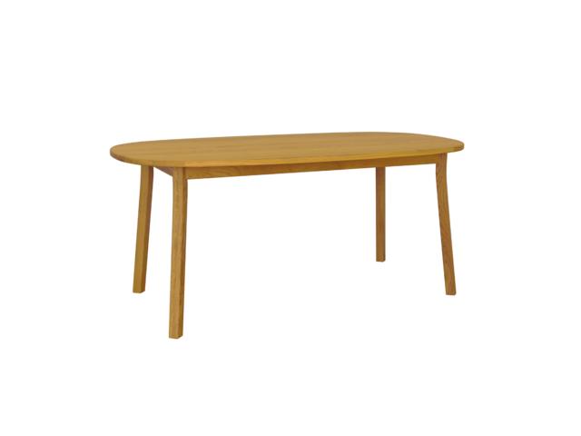 merge dining table round マージ ダイニングテーブルラウンド SIEVE シーブ /テーブル 楕円
