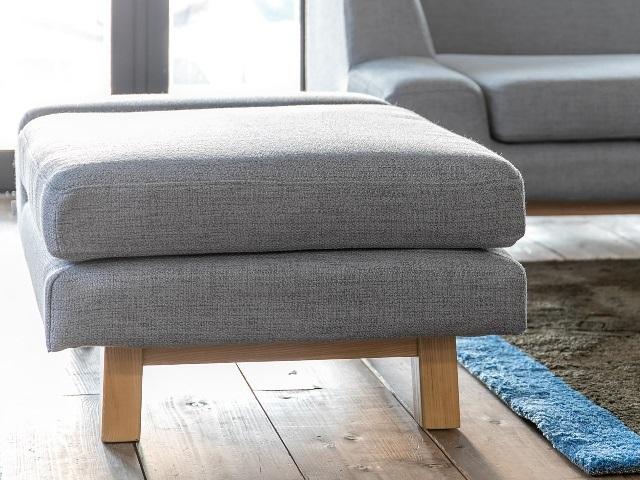 shift sofa ottoman シフトソファ オットマン SIEVE シーブ/カバーリング スツール