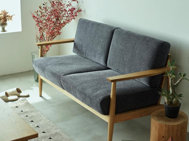 Lull sofa 2 seater SIEVE シーブ ラルソファ カバーリング 2P 2人掛け
