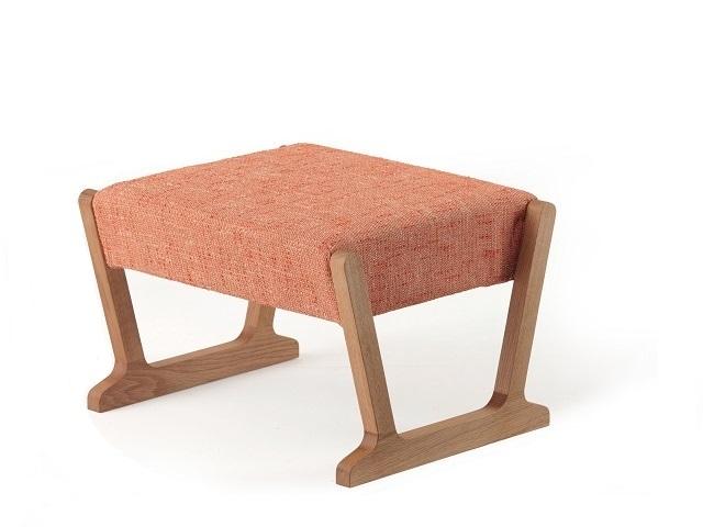 園田椅子製作所 GRANO OTTOMAN SH330