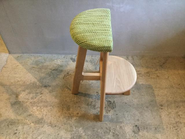 HALF MOON ハーフムーン Quito 園田椅子製作所/スツール 堀達哉 踏み台 脚立