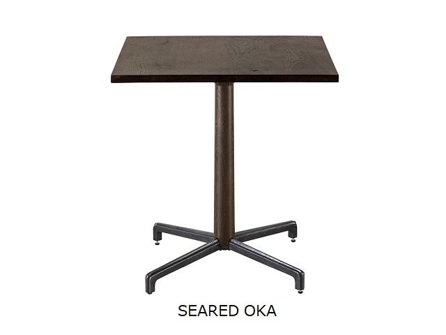 BISTOROSQUARE TABLE ビストロスクエアテーブル SQUARE ROOTS