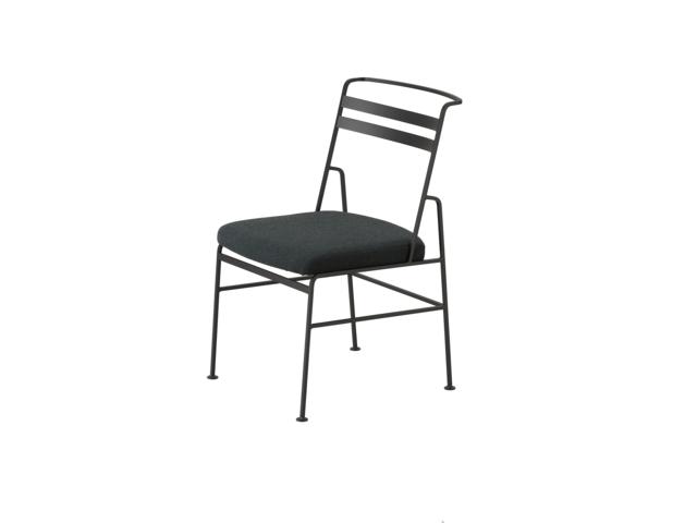CoFe diagonal チェア 杉山製作所/椅子 アイアン 村澤一晃