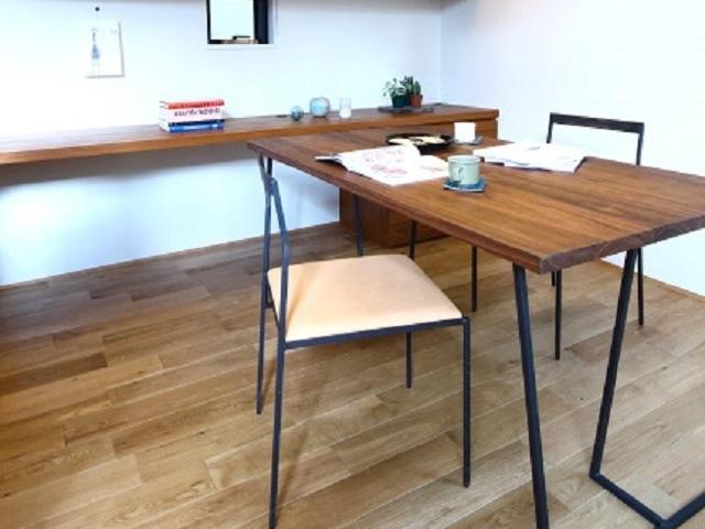 クロテツ SUMIダイニングテーブル 1500 1800