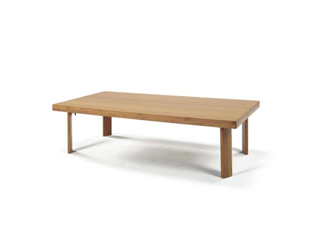 ちゃぶ台 リビングテーブル 長方形 センターテーブル TEORI テオリ 和 折りたたみ