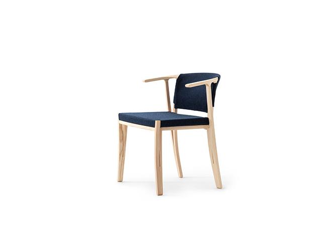 BRANCH カウホーン ブランチ チェア イストク 椅子徳製作所 チェア 背張り 山田佳一朗 木製 軽い