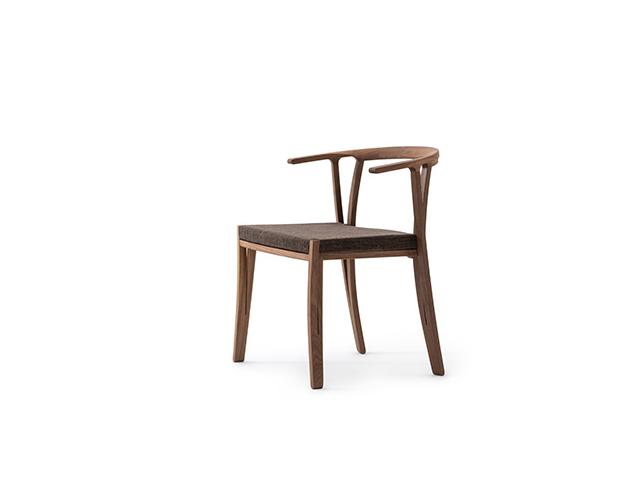 BRANCH カウホーン ブランチ チェア イストク 椅子徳製作所 チェア フレーム 山田佳一朗 木製 軽い