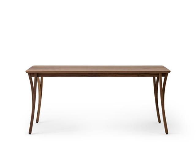 BRANCH ブランチ テーブル ダイニング イストク 椅子徳製作所 山田佳一朗 木製 スリム