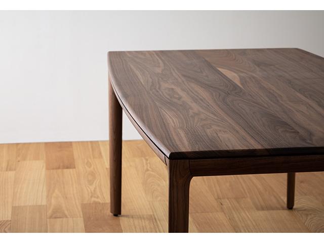 GAZELLE ガゼル テーブル ダイニング イストク 椅子徳製作所 山田佳一朗 木製 6人用