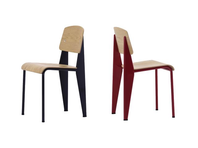 STANDARD スタンダード vitra ヴィトラ ジャン・プルーヴェ 椅子