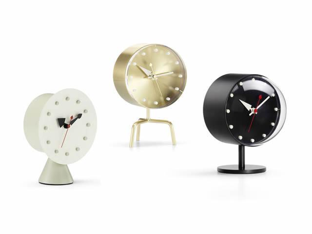 Desk Clocks デスククロックス vitra ヴィトラ ジョージネルソン George Nelson 置き時計