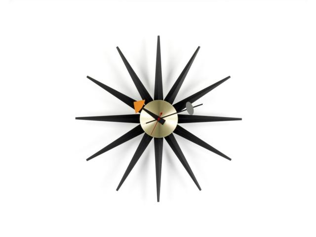 Sunburst Clock サンバーストクロック vitra ヴィトラ ジョージネルソン George Nelson 掛け時計