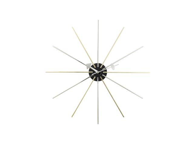 Star Clock スタークロック vitra ヴィトラ ジョージネルソン George Nelson 掛け時計