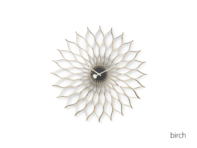 Sunflower Clock サンフラワークロック vitra ヴィトラ ジョージネルソン George Nelson 掛け時計