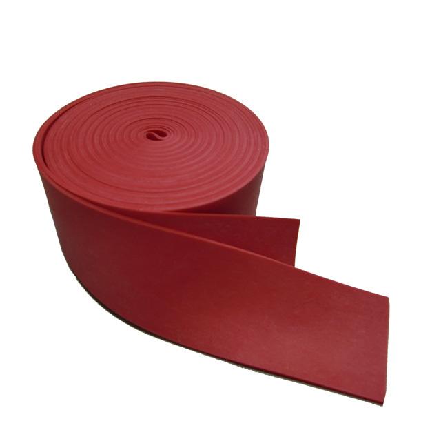 ゴムバンド(赤) 2.5cm×300cm