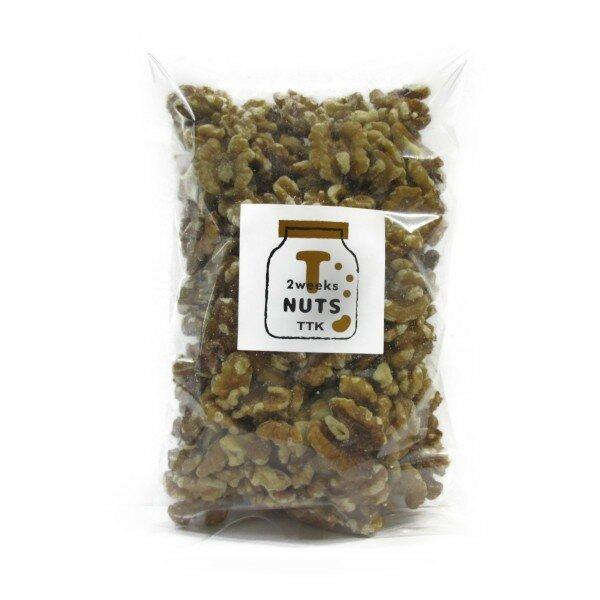 生くるみ T-NUTS チリ産 くるみ 無塩 350g オメガ3 体サポート ダイエットサポート ハッピーナッツカンパニー