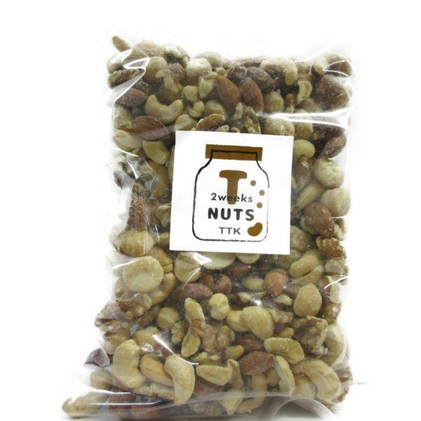 ミックスナッツ T-NUTS 素焼き ミックスナッツ 350g ダイエットサポート 体サポート ハッピーナッツカンパニー