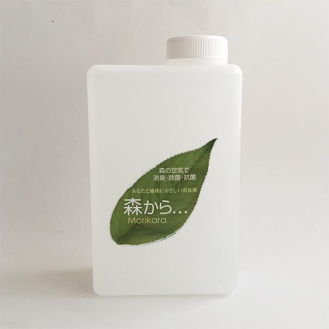 天然除菌消臭スプレー【森から・・詰め替え用(1L)】<送料無料>