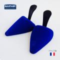 サフィール パンプスキーパー(ブルー)フランス製