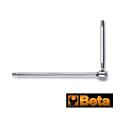 【メール便可】 [販売終了予定品] Beta (ベータ) T型 スライドハンドル付 ヘキサゴンレンチ 951QF-4.5