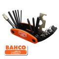『ラクラク携帯工具』 BAHCO(バーコ) BKE850901