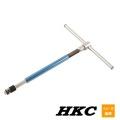 HKC  1/4sq & HEXビット 早回しT形ハンドル (分割式)HKC