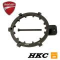 HKC ドゥカティ クラッチハブ・ドラムバスケット脱着ツール