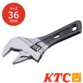 KTC(京都機械工具) ショートモンキレンチ