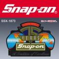 スナップオン ステッカー SSX1873