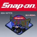 【メール便可】 Snap-on スナップオン ビンテージステッカー SSX1977FR [ゆうパケット送料無料]