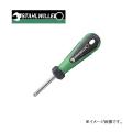 """【メール便可】 スタビレー(STAHLWILLE) 1/4""""sq ドライバーハンドル 400"""