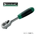 """【メール便可】 STAHLWILLE スタビレー 1/4""""sq ラチェットハンドル 415"""