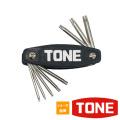 TONE TX800H トルクスナイフレンチ (いじり防止タイプ)