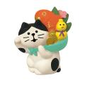 concombre 縁起かつぎ招き猫