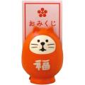 concombre おみくじメモスタンド 福猫