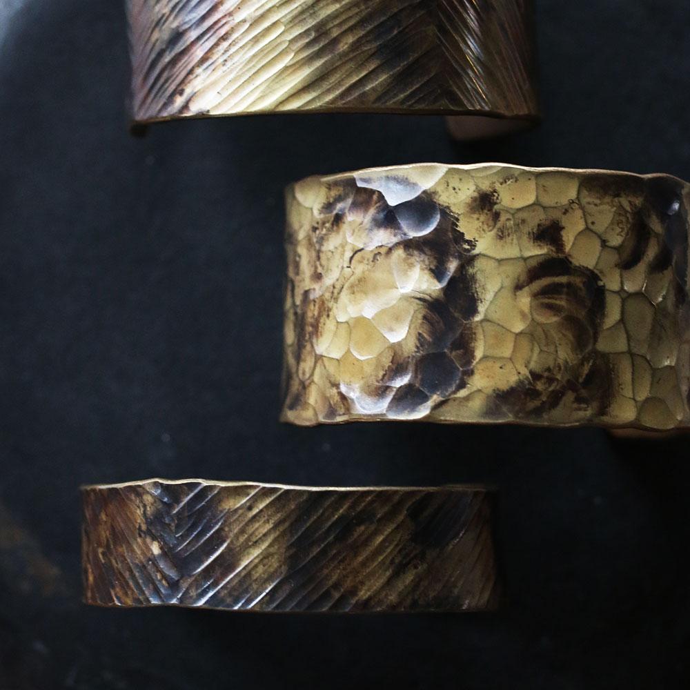 COAS  Brass Bangle