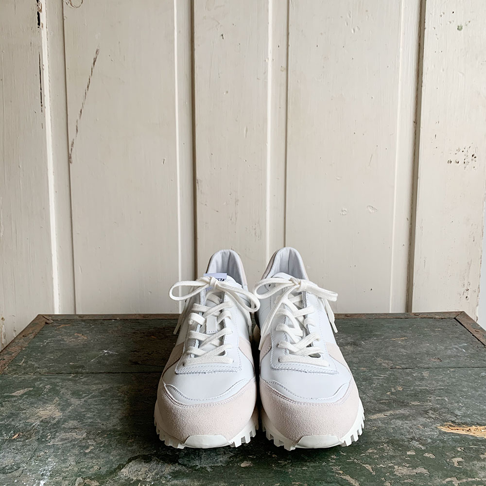NOVESTA Marathon W Leather Trail  All White