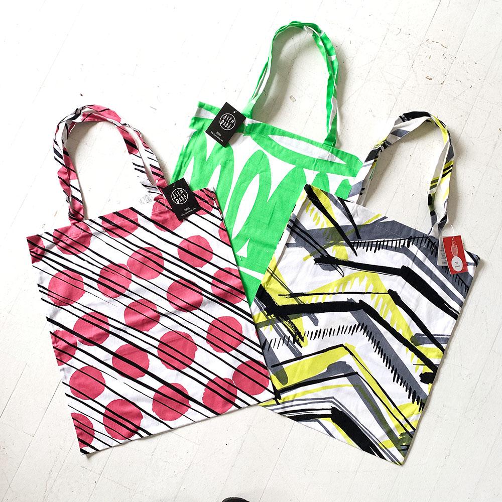 ASENDADA Tote Bag