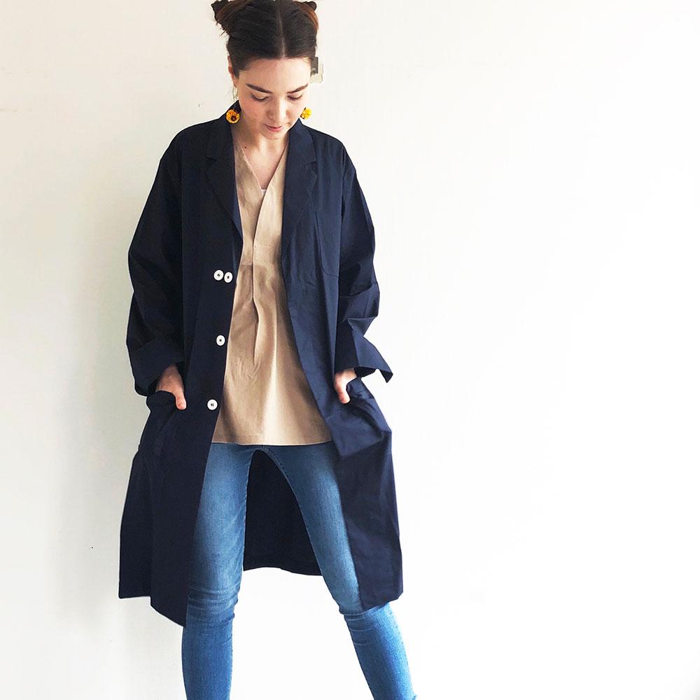 Panenka Whyte Coat (OVER)