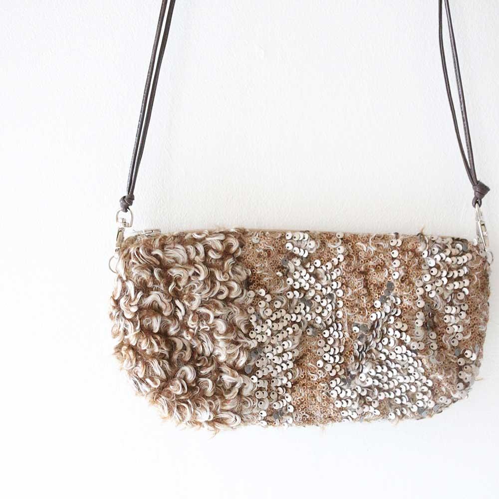 Spangle Mini Shoulder Bag