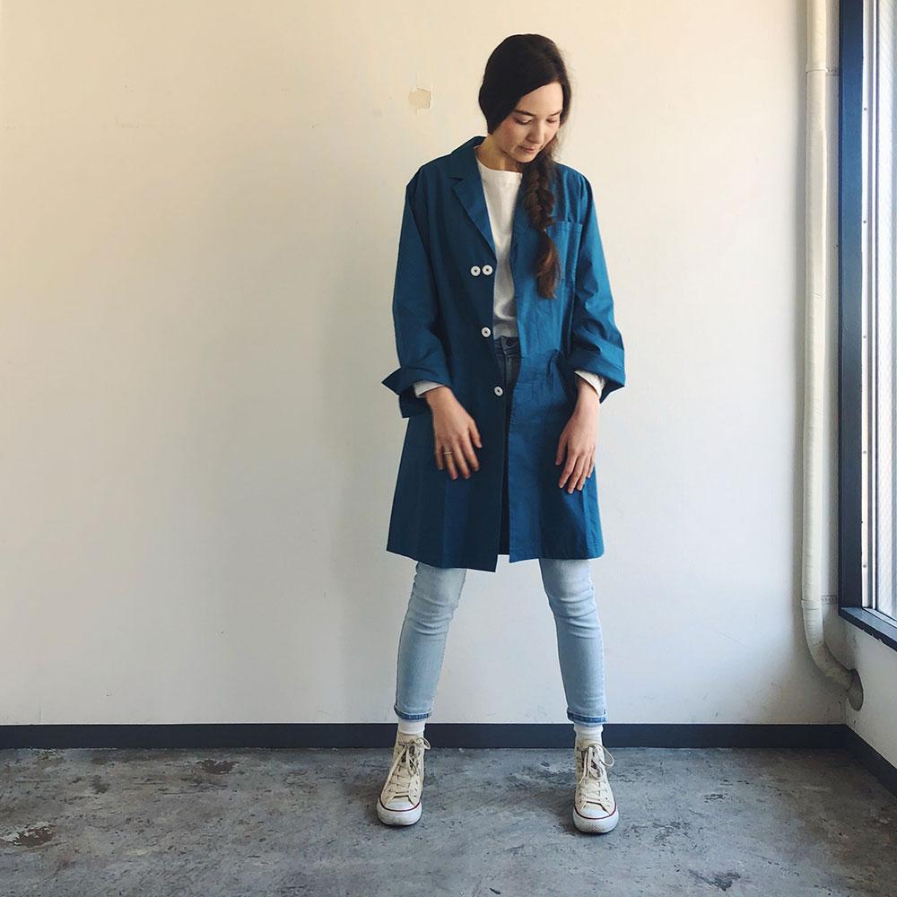 Panenka Whyte Coat