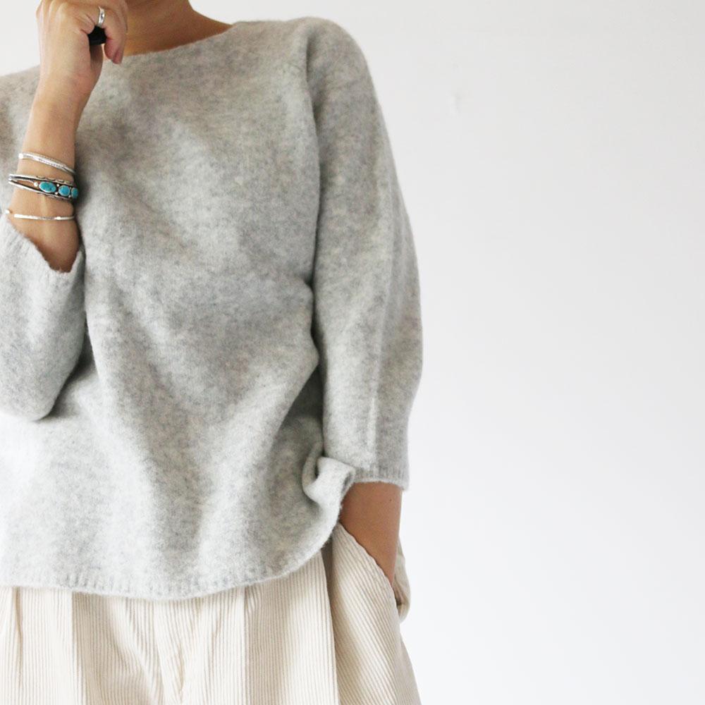 Yak Wool Knit