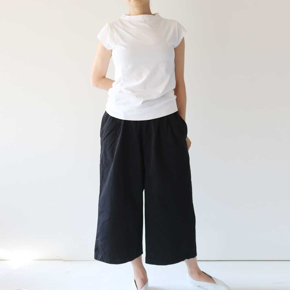 Weather Cotton Roomy Pants